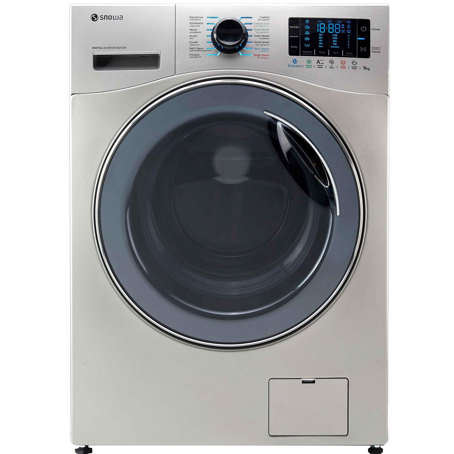 ماشین لباسشویی سری Octa Plus مدل SWM-94537