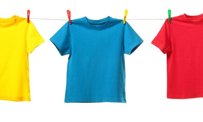 شستن لباس نو قبل از پوشیدن