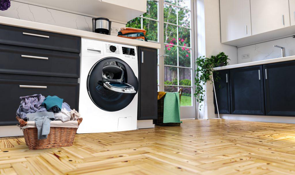 ماشین لباسشویی واش این واش اسنوا