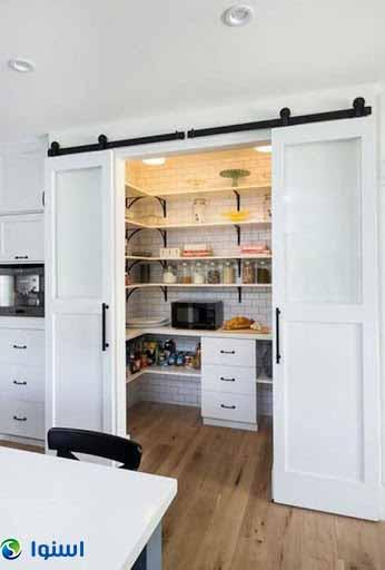 آشپزخانه پنهان