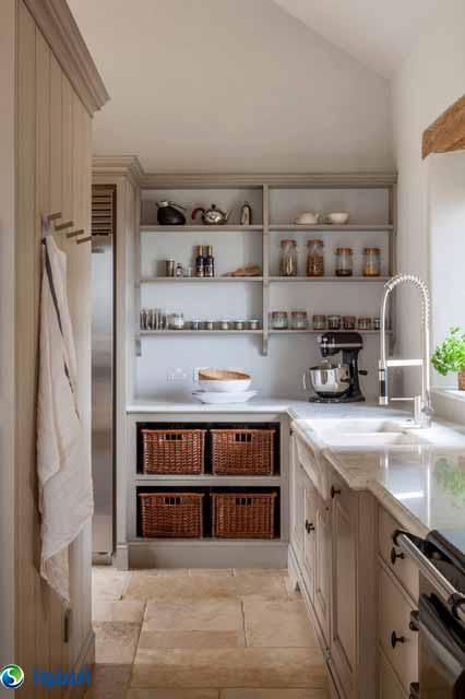 آشپزخانه دارای مطبخ