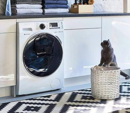 چگونگی از بین بردن بوی بد ماشین لباسشویی