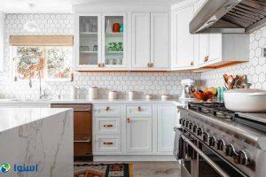 ایدههایی موثر و کاربردی برای طراحی دکوراسیون آشپزخانه کوچک
