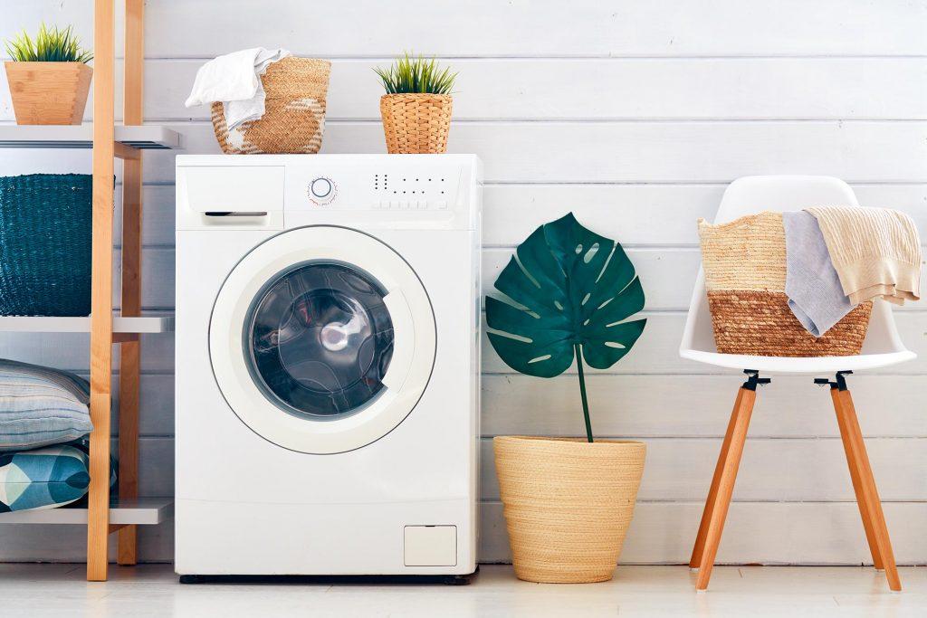 : رفع بوی بد ماشین لباسشویی