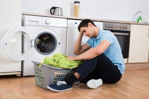 چگونه بوی بد ماشین لباسشویی را از بین ببریم؟