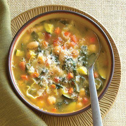 انواع سوپ برای مهمانی