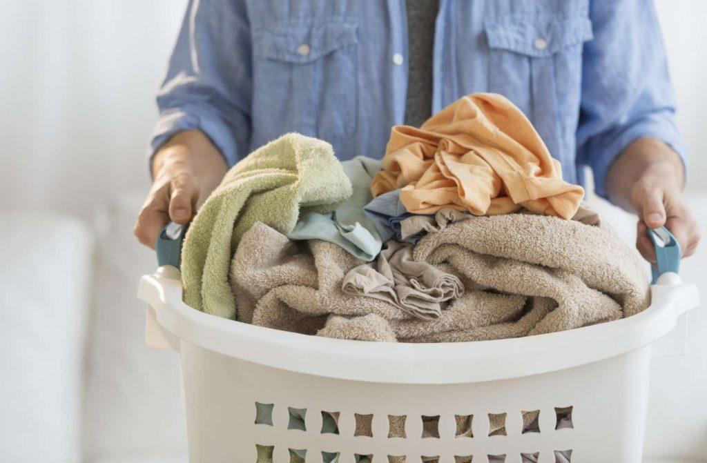 روش شستشوی لباس های کتان