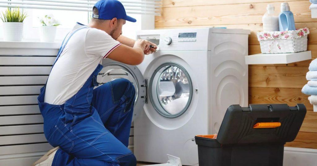برق ماشین لباسشویی با مصرف برق زیاد
