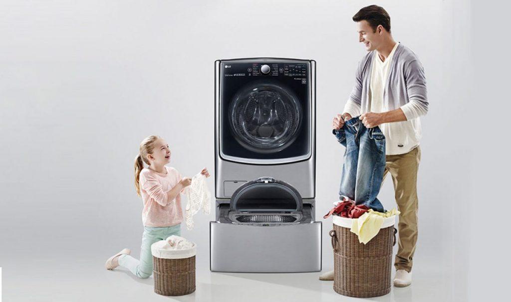 مصرف برق ماشین لباسشویی