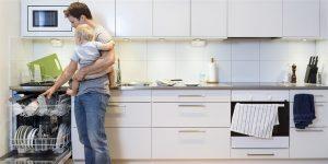 چگونه ماشین ظرفشوییمان را به بهترین شکل شستشو دهیم؟