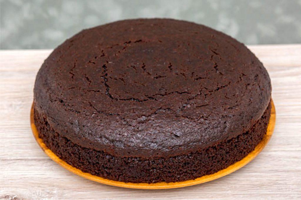کیک گردویی بدون بکینگ پودر