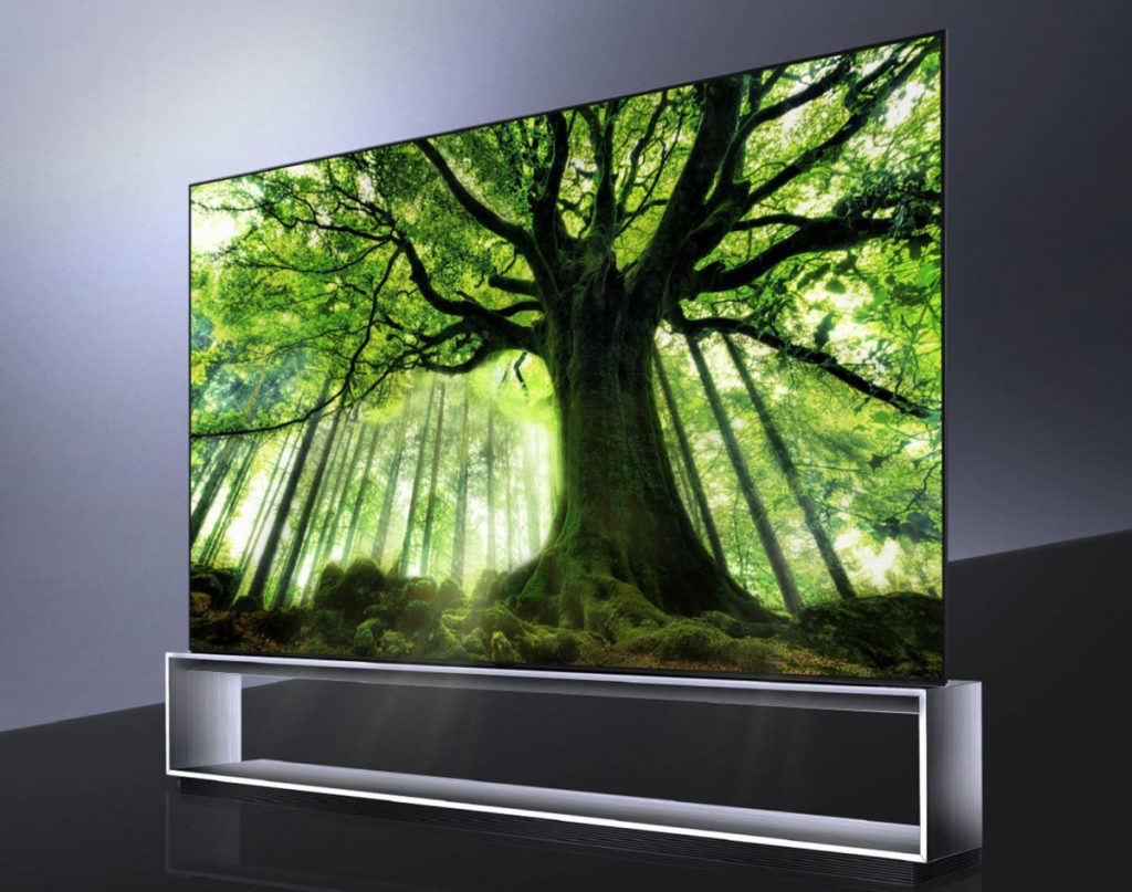 چه رزولوشن تلویزیون شهری مناسب تر است؟
