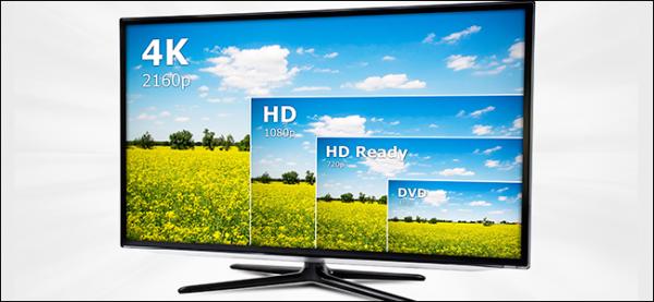 رزولوشن تلویزیون چیست و چرا یکی از معیارهای کلیدی خرید تلویزیون است؟