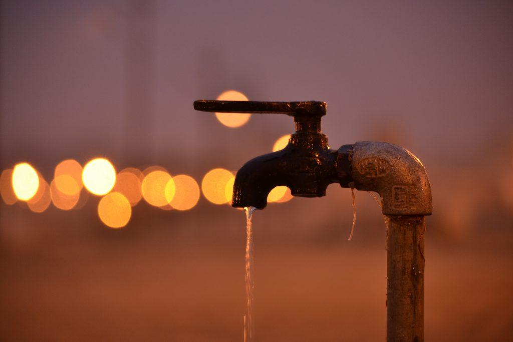 کاهش مصرف آب در منزل