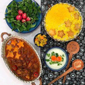 با انواع خورشت آلو مهارت آشپزیتان را سر زبانها بیندازید