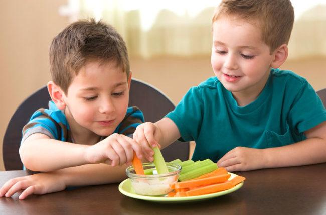 طرز تهیه عصرانه برای کودکان
