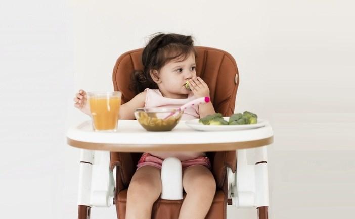 غذای گرم برای کودک یک ساله