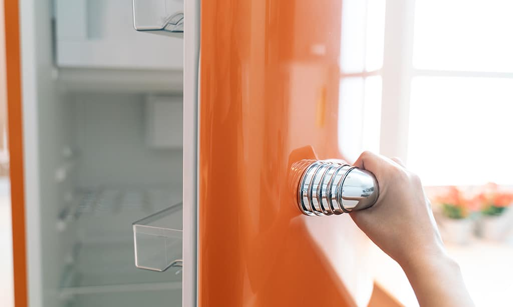 نحوه بسته بندی یخچال برای اسباب کشی