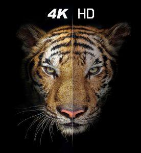 آشنایی با تکنولوژی 4K  از دیروز تا امروز
